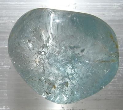 Beryll - Aquamarin blau