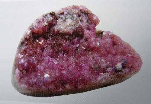 Calcit - Kobaltcalcit