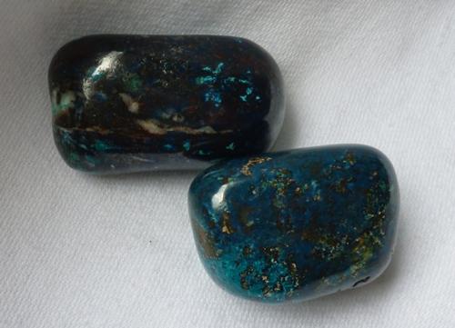 Eilatstein - Chrysokoll-Malachit-Azurit