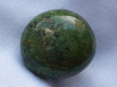 Jaspis grün