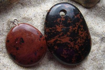 Obsidian - Mahagoniobsidian