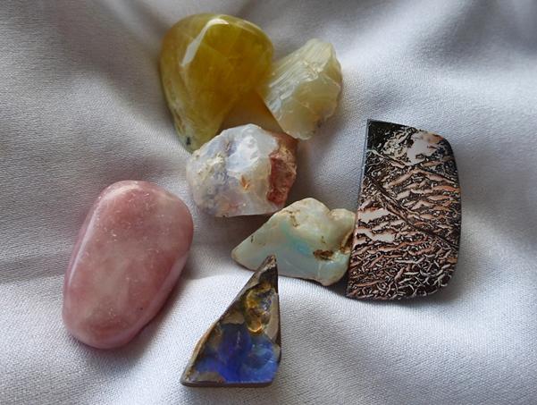 Opal allgemein