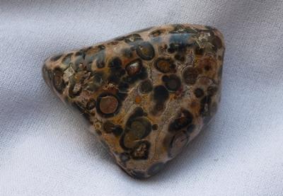 Rhyolith - Leopardenfell-Rhyolith