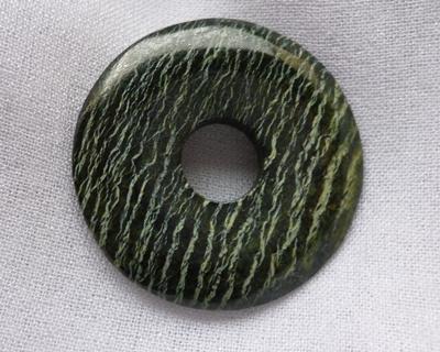 Serpentin Silberauge