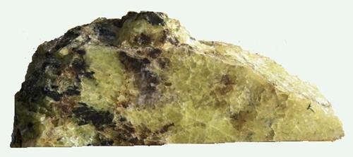 Sodalith grün
